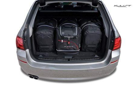 BMW Seria 5 Touring 2010-2017, Set de 4 bagaje