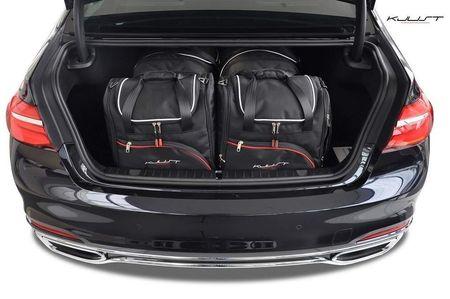 BMW Seria 7 2015+ Set 4 bagaje
