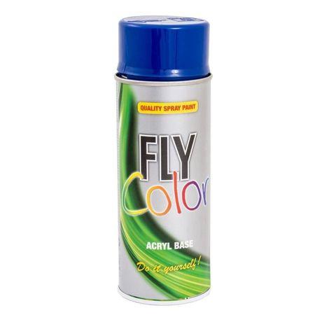 DUPLICOLOR Fly Color albastru RAL5002 - 400ml cod 400720