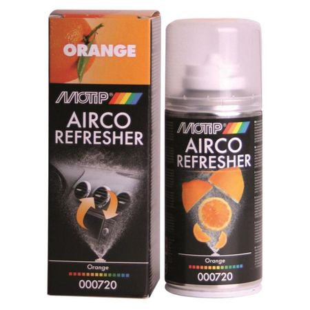 MOTIP Airrefresher spray odorizant portocala - 150ml cod 720BS