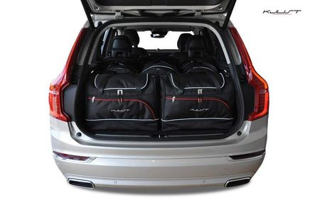 VOLVO XC90 2014+ CAR BAGS SET 5 PCS