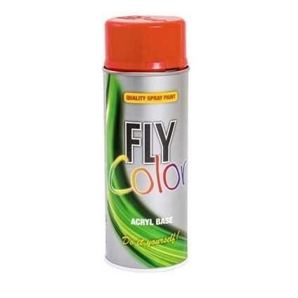 DUPLICOLOR Fly Color portocaliu pur RAL 2004 - 400ml cod 409409