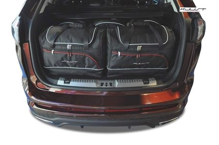 FORD EDGE 2015+ CAR BAGS SET 5 PCS