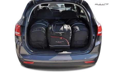 KIA CEE'D KOMBI 2012-2018 CAR BAGS SET 4 PCS