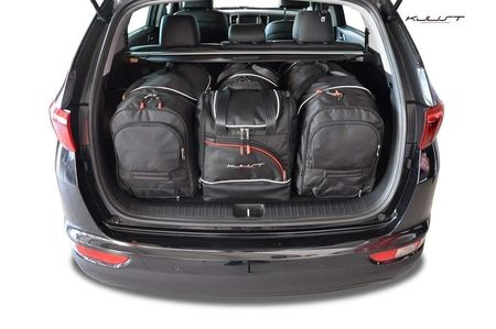 KIA SPORTAGE 2016+ CAR BAGS SET 4 PCS