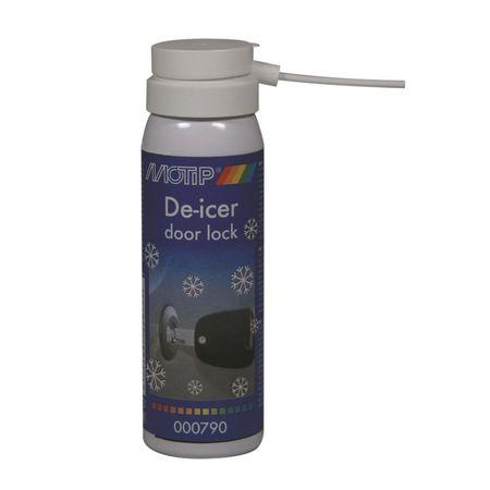 MOTIP Door Lock De-icer - solutie dezghetare incuietori 75 ml cod 000790