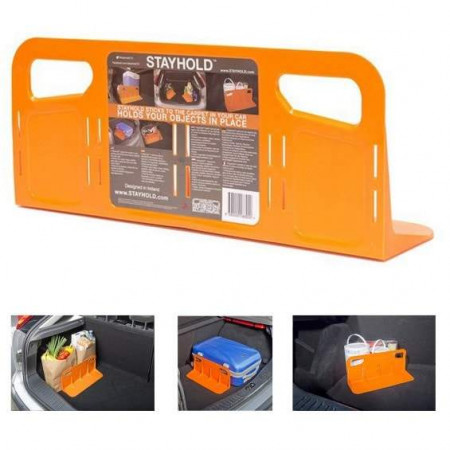 Organizator portbagaj auto clasic orange STAYHOLD