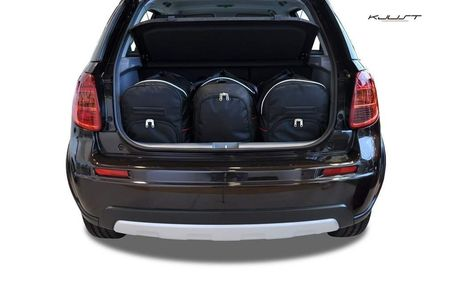 SUZUKI SX4 S-CROSS 2013+ CAR BAGS SET 3 PCS