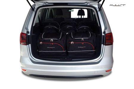 VW Sharan 2010+ Set de 5 bagaje