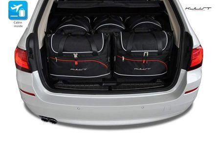 BMW Seria 5 Touring 2010-2017, Set de 5 bagaje