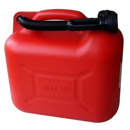 Canistra plastic cu palnie flexibila RoGroup 10 L