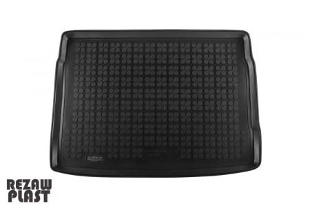 Covoras tavita portbagaj negru pentru VW Golf V Hatchback 2003-2008, Golf VI Hatchback 2008-2012