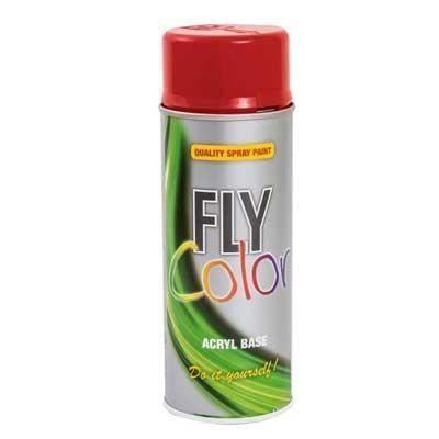 DUPLICOLOR Fly Color rosu foc RAL 3000 - 400ml cod 400703