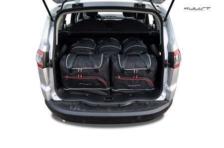 FORD S-MAX 2006-2015 CAR BAGS SET 5 PCS