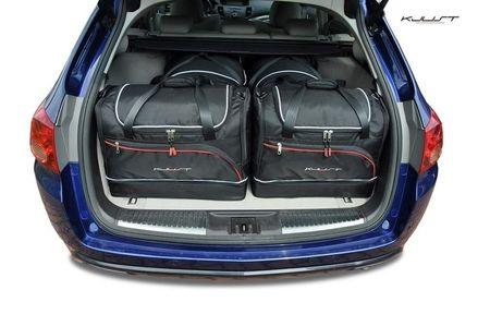 HONDA ACCORD TOURER 2008-2016 CAR BAGS SET 4 PCS