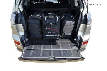MITSUBISHI OUTLANDER 2006-2012 CAR BAGS SET 4 PCS