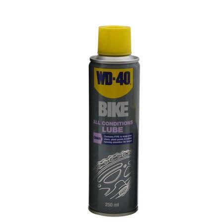 WD-40 Bike All Conditions lube - lubrifiant pentru orice conditii 250ml cod 44803