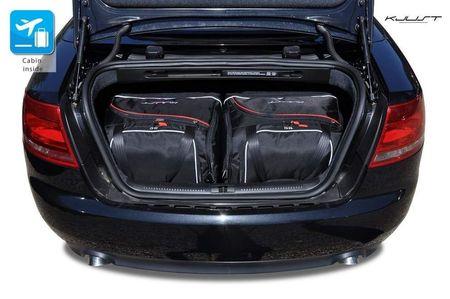 AUDI A4 Cabrio 2005-2009, Set de 4 bagaje