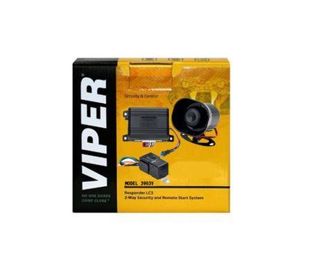 Sistem de securitate auto digital Viper 3901V