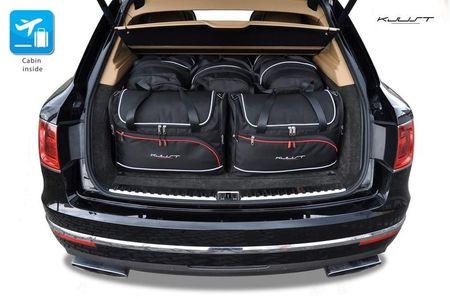 BENTLEY BENTAYGA 2016 CAR BAGS SET 5 PCS