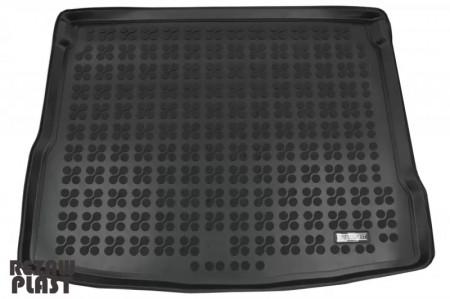 Covoras Tavita portbagaj Negru pentru Volkswagen TIGUAN II (2015-Up)