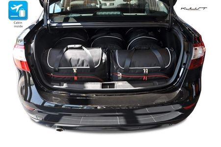 RENAULT FLUENCE LIMOUSINE 2009-2016 CAR BAGS SET 5 PCS