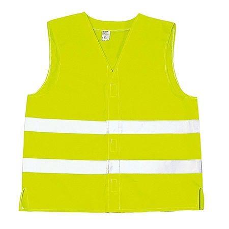 Vesta de semnalizare galben neon Bruno BE-04-003/9195