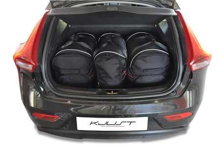 VOLVO V40 CROSS COUNTRY 2012+ Set de 3 bagaje