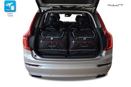VOLVO XC90 2014+ CAR BAGS SET 7 PCS