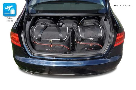 Bagaj portbagaj auto Audi A4