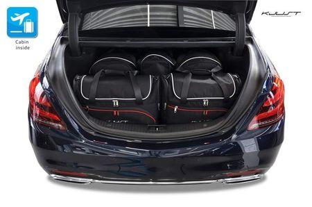 Mercedes Benz S 2013+ Set de 4 bagaje