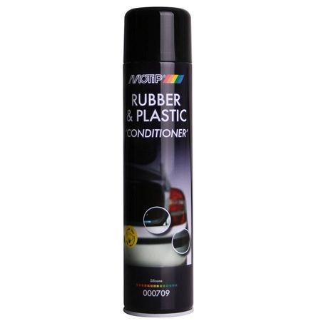 MOTIP Plastic&Rubber solutie intretinere plastic si cauciuc - 600ml cod 000709