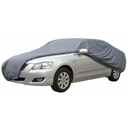 Prelata Auto Impermeabila Chevrolet Lacetti, gri