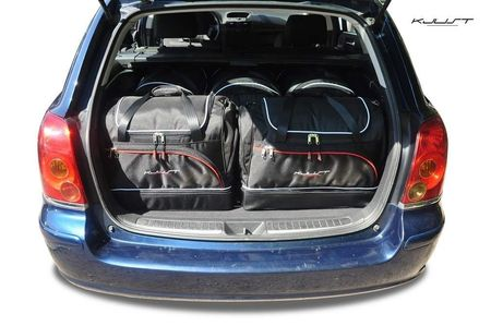 Toyota Avensis Wagon 2002-2009, Set de 5 bagaje