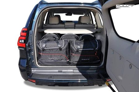 Toyota Land Cruiser 150 2017+ Set 5 bagaje
