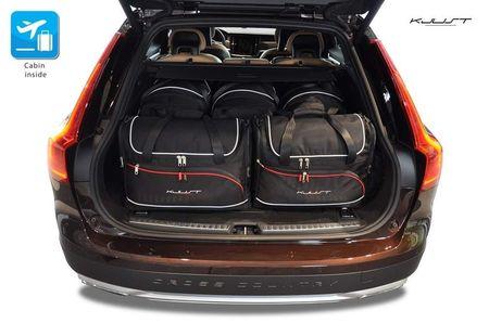 VOLVO V90 2016+ CAR BAGS SET 5 PCS