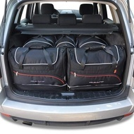 BMW X3 2003-2010, Set de 5 bagaje