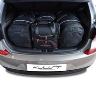 HYUNDAI i30 HATCHBACK 2017+ CAR BAGS SET 4 PCS