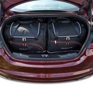 JAGUAR XF LIMOUSINE 2007-2015 CAR BAGS SET 4 PCS