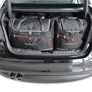 JAGUAR XF LIMOUSINE 2015+ CAR BAGS SET 4 PCS
