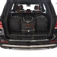 Mercedes Benz GLE 2015+ set de 4 bagaje