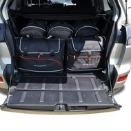 MITSUBISHI OUTLANDER 2006-2012 CAR BAGS SET 5 PCS