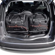 Renault Grand Scenic 2016+ Set de 5 bagaje