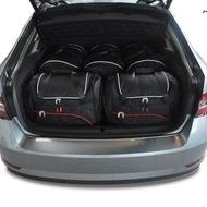 SKODA SUPERB LIFTBACK 2015+ CAR BAGS SET 5 PCS