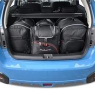 SUBARU XV 2012-2017 CAR BAGS SET 4 PCS