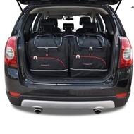 CHEVROLET CAPTIVA 2006-2010 CAR BAGS SET 5 PCS