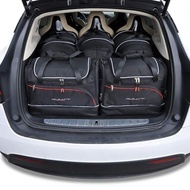 TESLA MODEL X 2016+ CAR BAGS SET 7 PCS