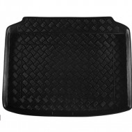 Covoras tavita portbagaj pentru AUDI A3 Hatchback, A3 Sportback 2012- (roata de rezerva mica)