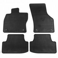 Covorase Presuri Auto Negru din Cauciuc pentru AUDI A3, A3-S3 Sedan 2013-, A3 Sportback 2012-; pentru VW Golf VII 2012-
