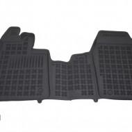 Covorase Presuri Auto Negru din Cauciuc Peugeot Expert Citroen Jumpy pentru TOYOTA ProAce II